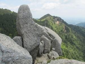 椿行満大回峰のイハクラ